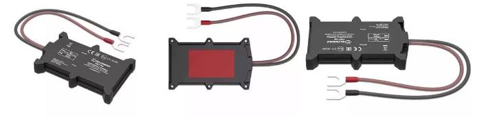 Rastreador de vehículos GPS inteligente Teltonika TM100