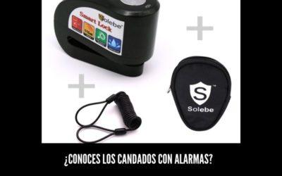 ¿Conoces los Candados con Alarmas?