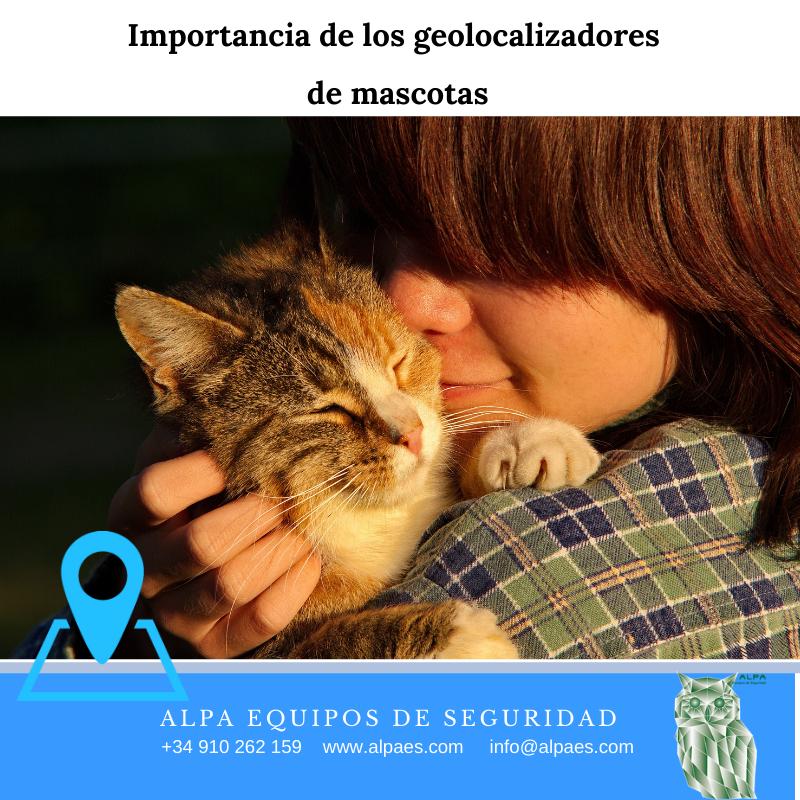 Importancia de los geolocalizadores para mascotas
