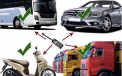 Mini localizadores y rastreador de vehículos GPS inteligente