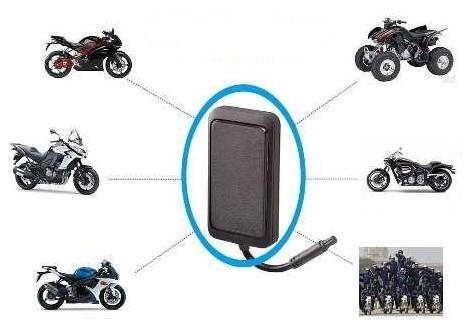 Localizador para motos Protrack VT02 con GPS - Alpaes