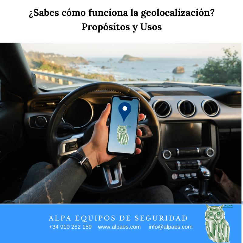 Cómo funciona la geolocalización