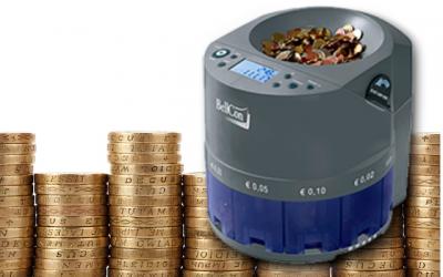 Ventajas de las contadoras de monedas