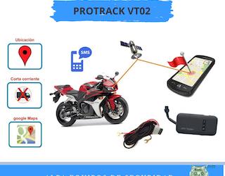 Localizador para motos PROTRACK VT02